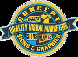 Marketing circle logo