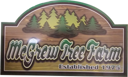 McGrew Tree Farm custom design
