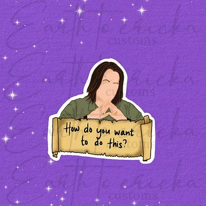 Matt Mercer - How Do You Want To Do This