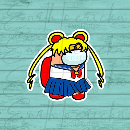 Sailor Moon Imposter