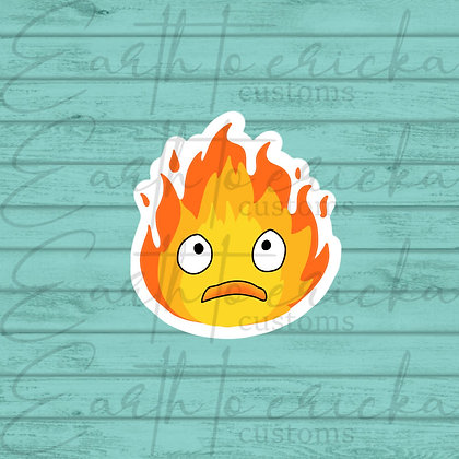 Demon Flame Calcifer