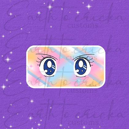 Sailor Moon Transformation Eyes