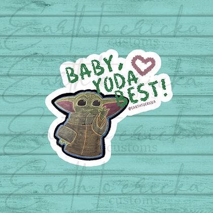 Baby, Yoda Best
