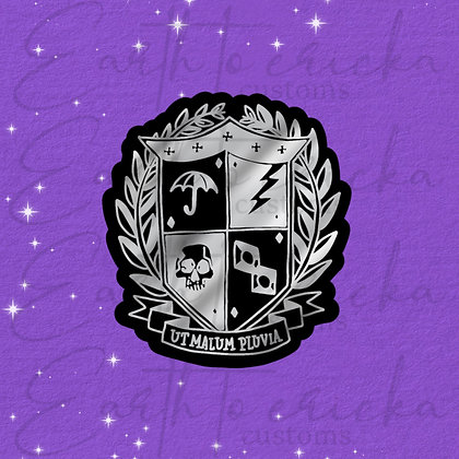 Umbrella Academy Crest
