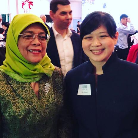 Singaporean of the Year Award, 2017