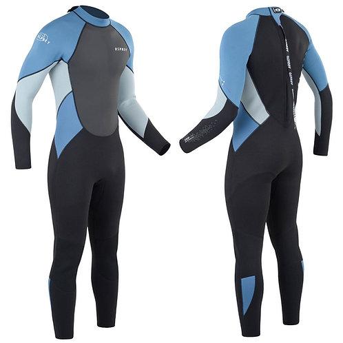Mens Zero 3/2 full length wetsuit