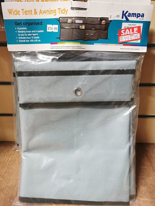 Kampa tent and awning tidy