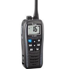 Icom M25 VHF Radio