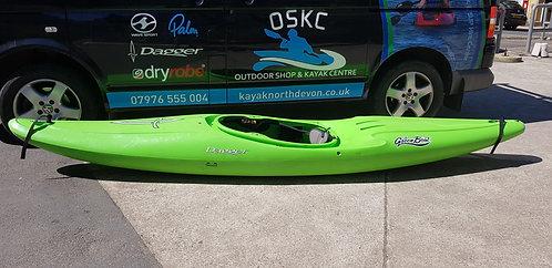 Second Hand Dagger Green Boat