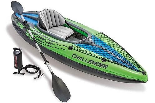 Intex K1 inflatable kayak