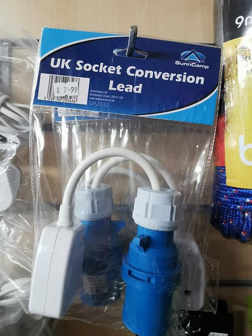 Suncamp Socket converter