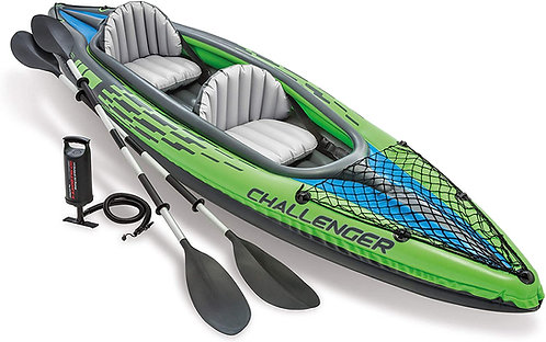 Intex K2 tandem inflatable kayak