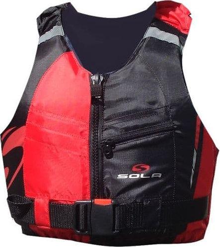 TWF zip front buoyancy aid