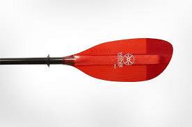 Werner Shuna 215 Carbon Bent Paddle