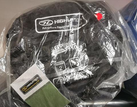 Highlander sleepline 250 sleeping bag