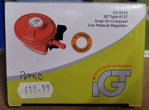 Gas regulator - Calor patio gas (green bottles)