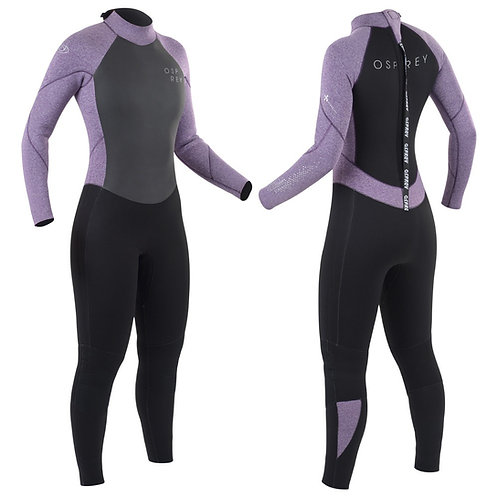 Ladies Zero 5/4 full length wetsuit