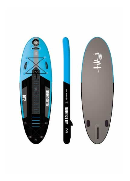 Tiki 10'2 All rounder iSUP package
