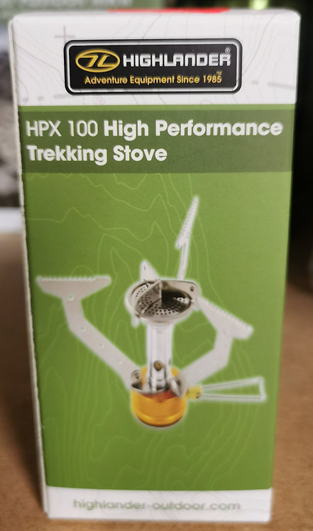 Highlander HPX 100 trekking stove