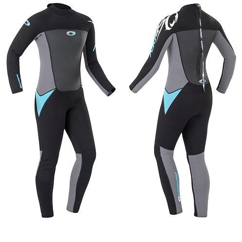 Ladies Origin 3/2 full length wetsuit