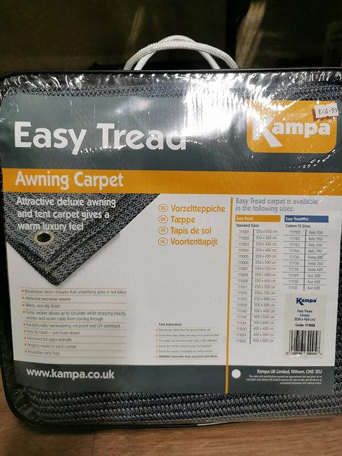 Kampa easy tread breathable awning carpet
