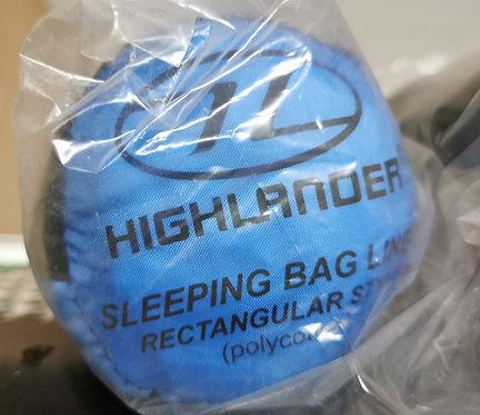 Highlander sleeping bag liner - envelope