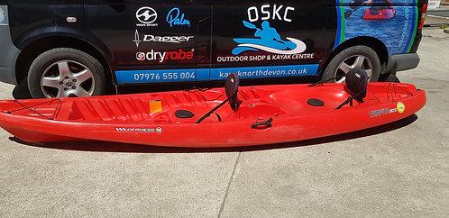 Second Hand Tarpon 130e Double Kayak