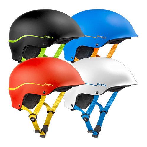 Palm half cut helmet