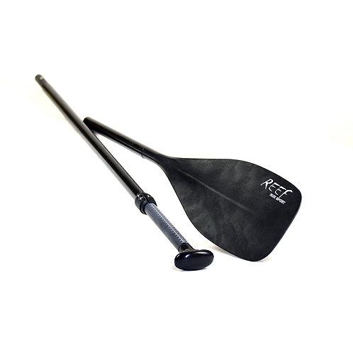 Aggro 3 piece fibreglass SUP paddle