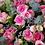 Thumbnail: Корзина Розовое чудо