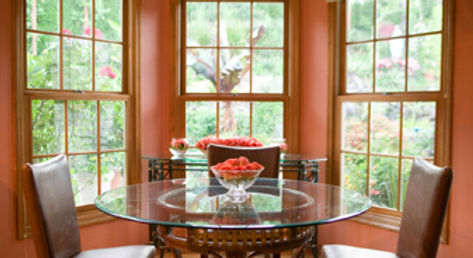 Image that showcases how Slocomb's windows can look in your home.