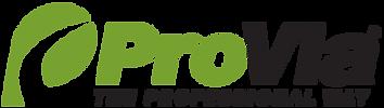 Provia's logo, one of Markin Co's main suppliers of doors.