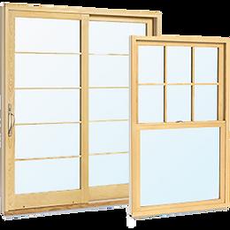 Markin Co's Integrity Wood-Ultrex windows/doors.