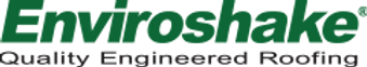 Enviroshake Logo, one of Markin Co's suppliers of roofing.