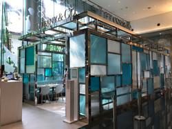 The Tiffany Blue Box Café