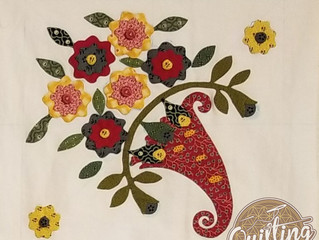 Learning Applique!
