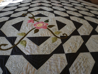The Signature Wedding Quilt