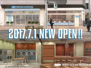 日本初上陸!!フレディ レック・ウォッシュサロン トーキョー  7月1日オープン!!