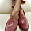 Thumbnail: Pantofola velluto rosa