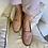 Thumbnail: Pantofola shantung rosa