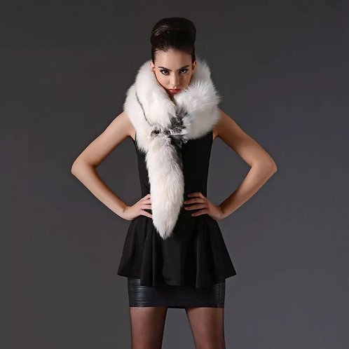 COLLO IN VOLPE / FOX FUR COLLAR