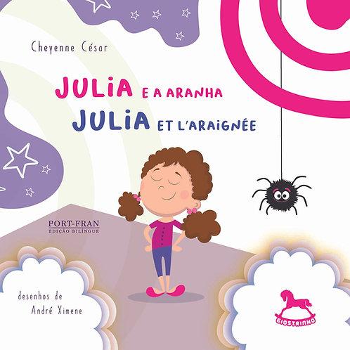Julia et l'araignée