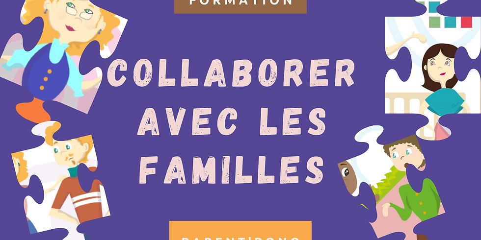 Collaborer avec les familles