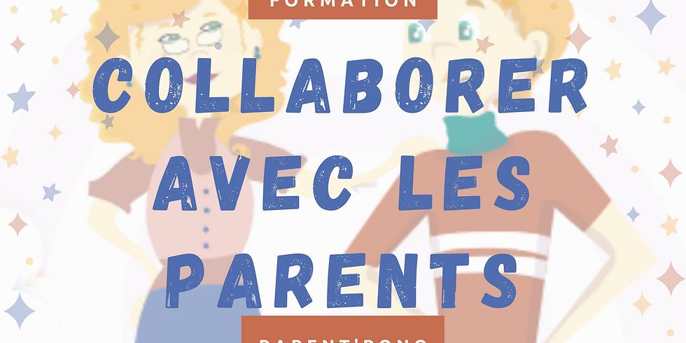 Collaborer avec les parents