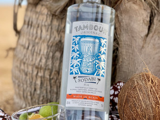 Tambour Launches its Newest Flavor, White Sodabi