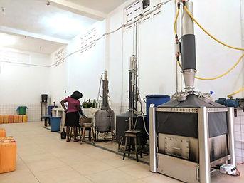 Alambics La distillerie Béninoise