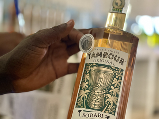 Tambour Takes Home Two Medals From New York Intl. Spirits Competition
