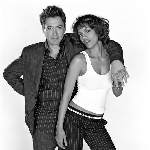 Halle Berry • Robert Downey Jr