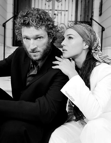 Vincent Cassel • Monica Bellucci