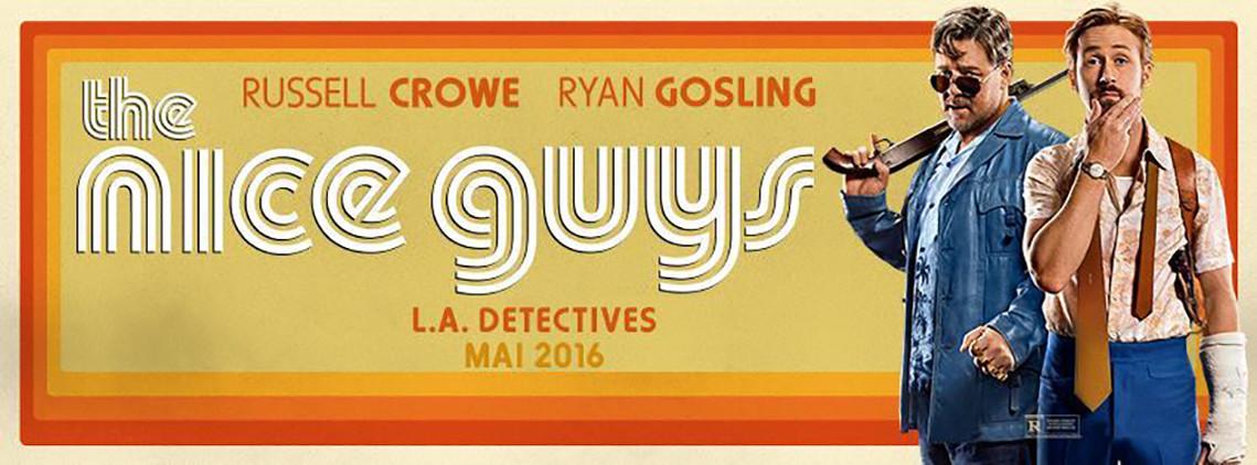 Russell Crowe • Ryan Gosling